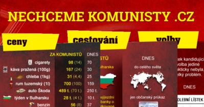 Nvtvn kniha nechceme komunisty fandeluxe Image collections